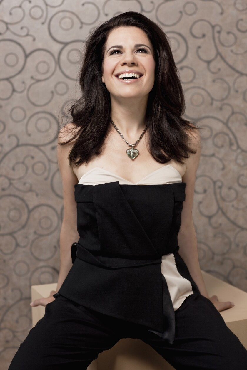 Soprano Ana Maria Martinez