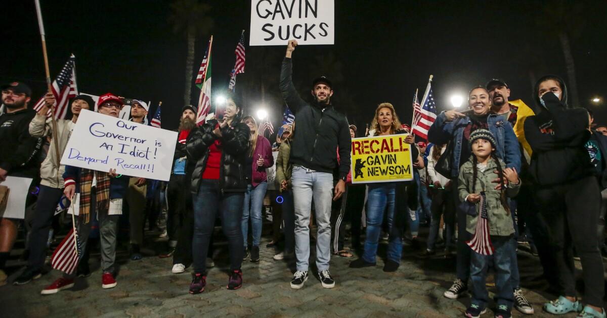 Column: How Huntington Beach became Angrytown, USA