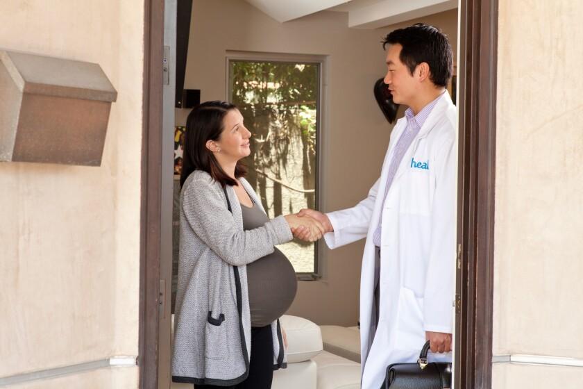 El servicio médico de Heal se creó en mayo de 2015, a la fecha han visitado a más de 11,000 pacientes.