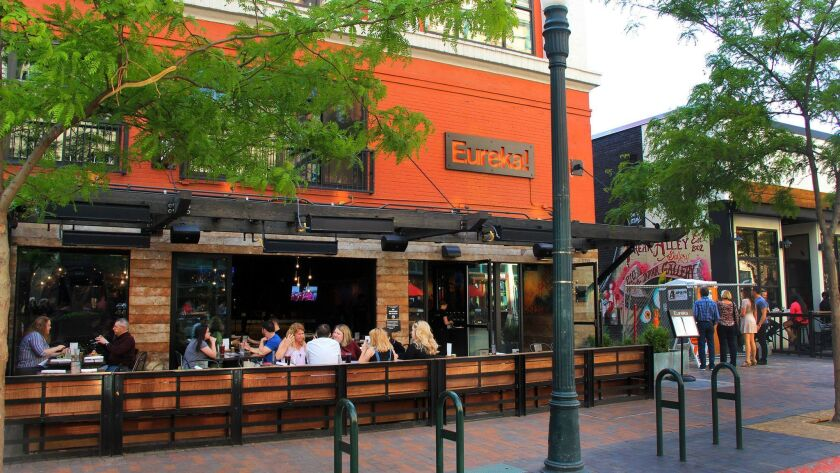 A vibrant urban center busy with hip cafes and chic dining establishments can be found in Boise. Jo