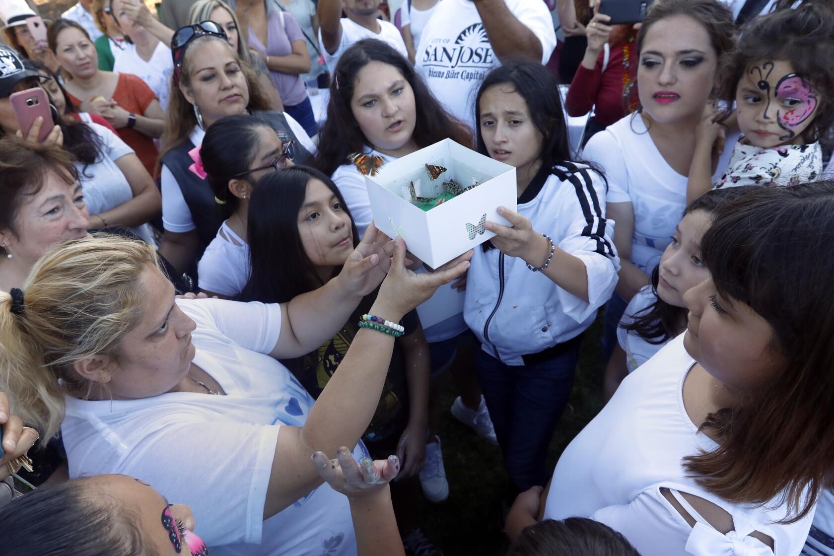 Gilroy shooting: Keyla Salazar's family mourns and reflects on her life