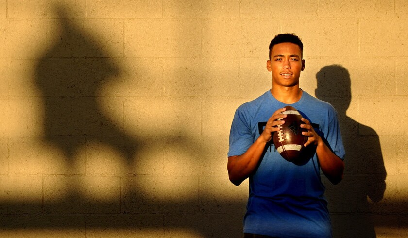 Quarterback Malik Henry transferred from private Oaks Christian High to public Westlake High in Westlake Village before last season, causing a ripple effect of transfers in the area.