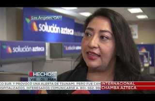 TV Azteca: Sequía en California