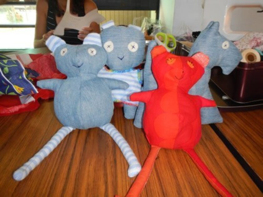 calendar-stuffed-animals