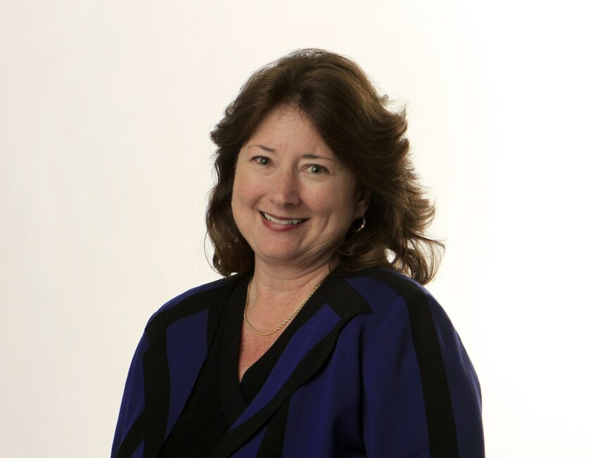 Terri Wyatt, candidate for District Attorney.