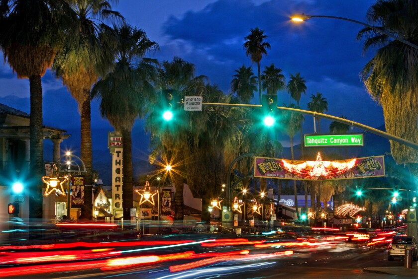 There's lots to do in the Palm Springs area besides wildflower viewing.