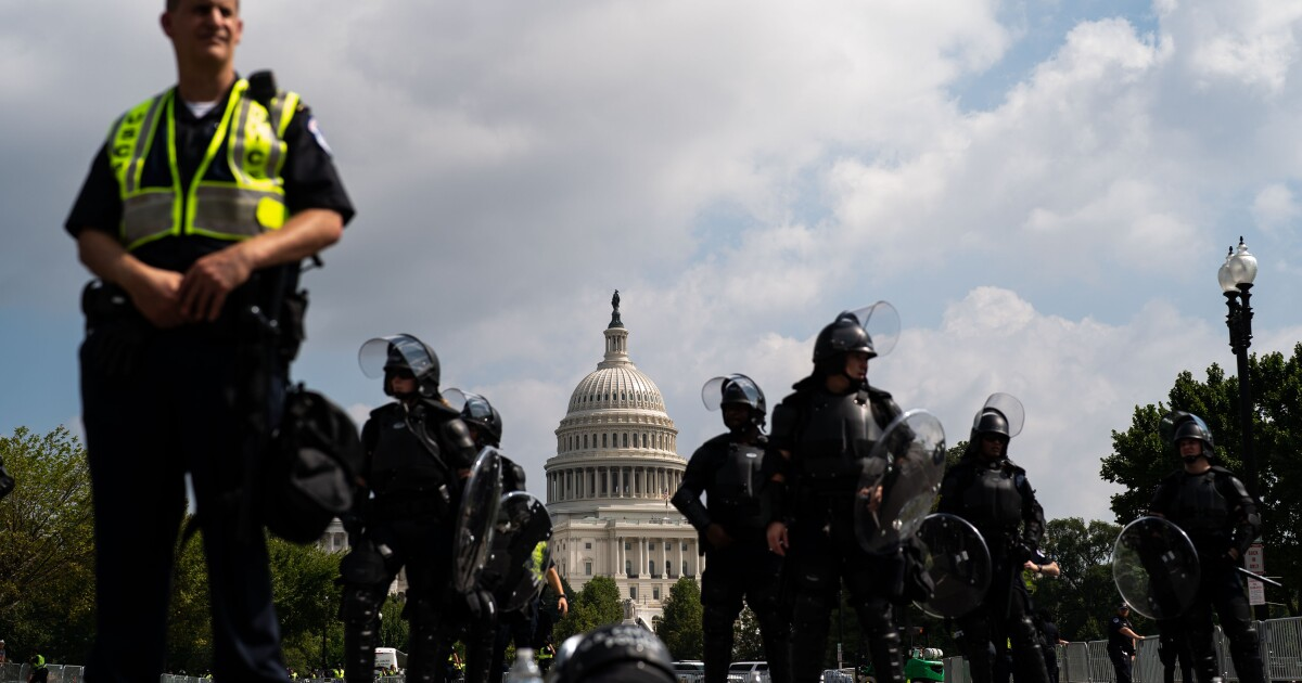 Column: America is not facing a civil war — only loudmouthed extremists