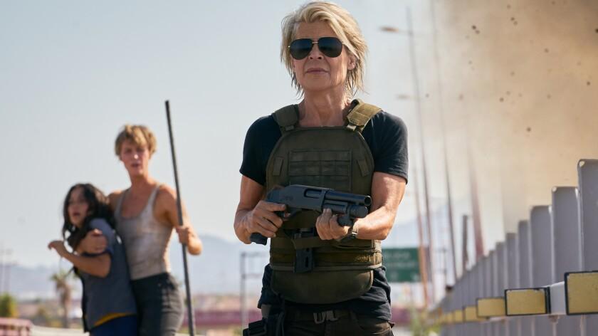 Terminator: Dark Fate' review:...