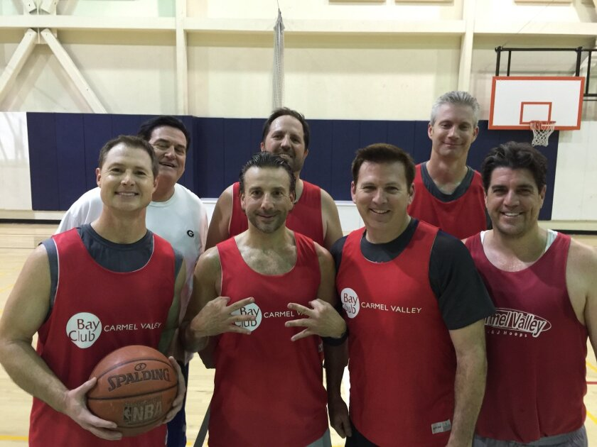 Team Renner won its third consecutive Bay Club Men's Over 40 League Championship on Jan. 27.