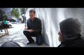 Street Art: Portraits of San Diego's homeless