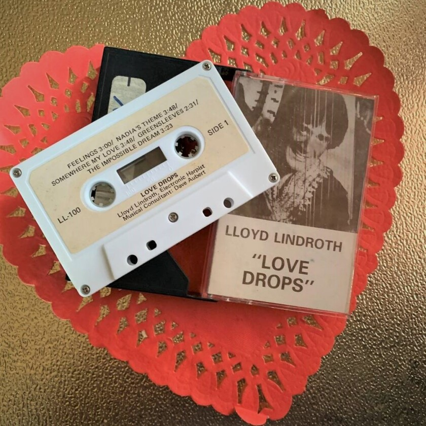 A cassette from Nashville. No fiddles, no banjos.
