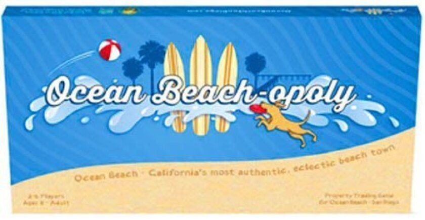 he La Jolla Village Merchants Association hopes to raise money by selling advertising in a 'La Jolla-opoly' board game (which proved a successful fundraiser for Ocean Beach's BID group).