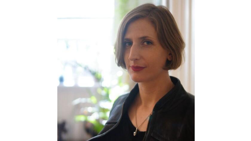 "Jessa Crispin, author of ""The Creative Tarot."""