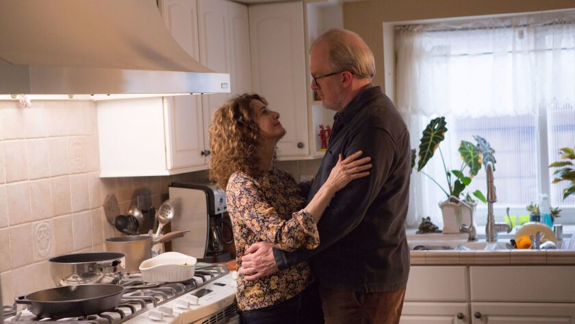 """Debra Winger and Tracy Letts star in """"The Lovers."""""""