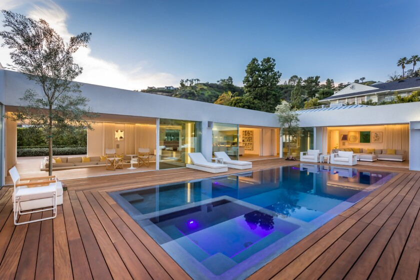 Orlando Bloom's Beverly Hills home | Hot Property