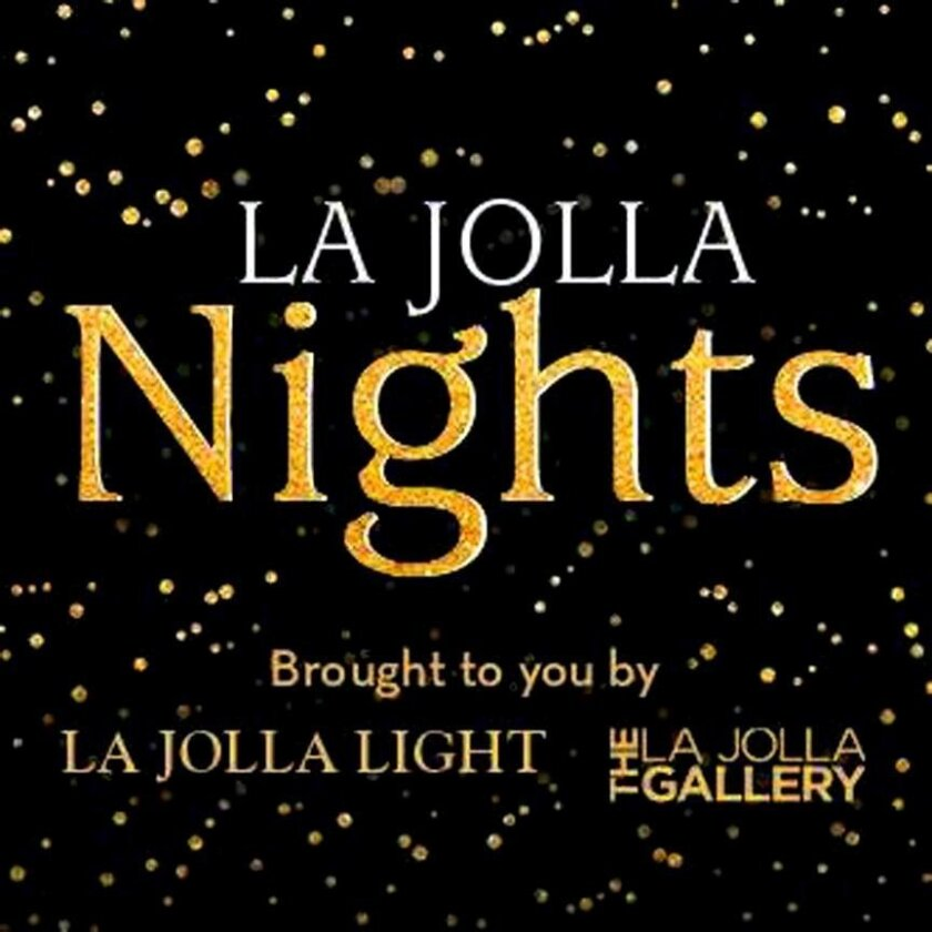 The free community event, La Jolla Nights, takes place throughout the Village of La Jolla, 5-7 p.m. Friday, March 4, 2016. Many businesses, retail stores and restaurants will offer specials that night.