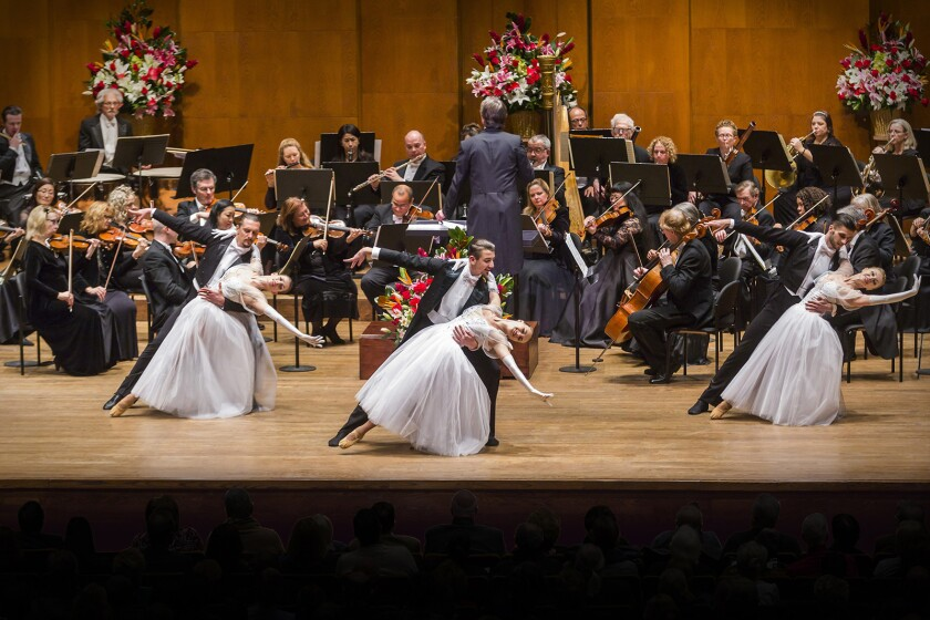 "The Strauss Symphony of America's ""Salute to Vienna"""