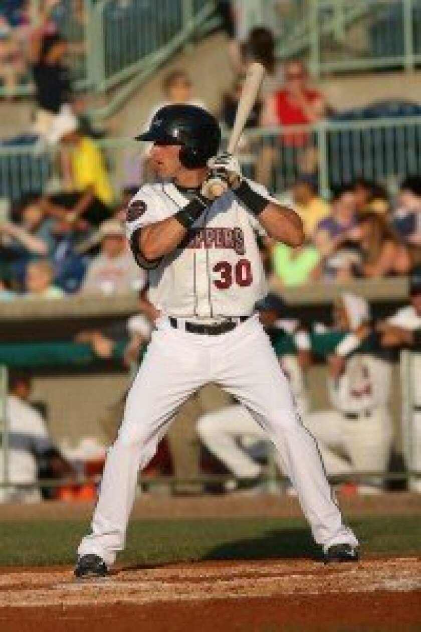 In his first two months with the Class-A Mahoning Valley (Niles, Ohio) Scrappers in the New York-Penn League, Taylor Murphy is putting up big numbers. Mahoning Valley Scrappers