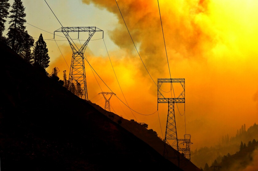 A PG&E power line was found to have ignited the Camp fire.