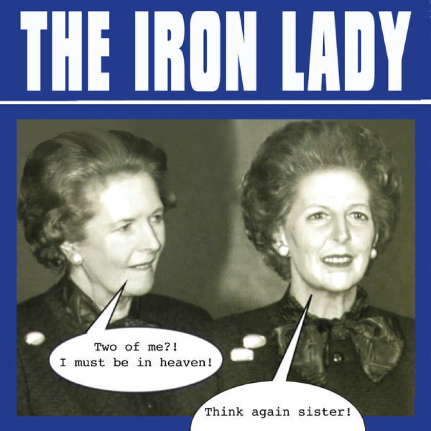 Album skewering Margaret Thatcher to be reissued on April 17