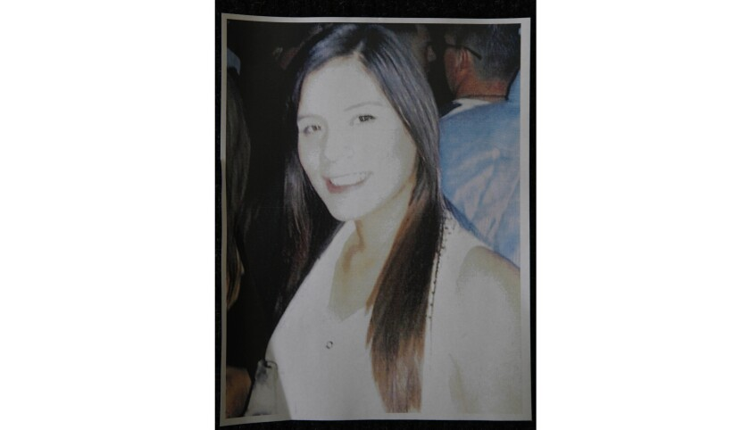 """The Santa Ana Police Dept. released a photograph of a """"person of interest"""" in connection with the beating death of Kim Pham."""
