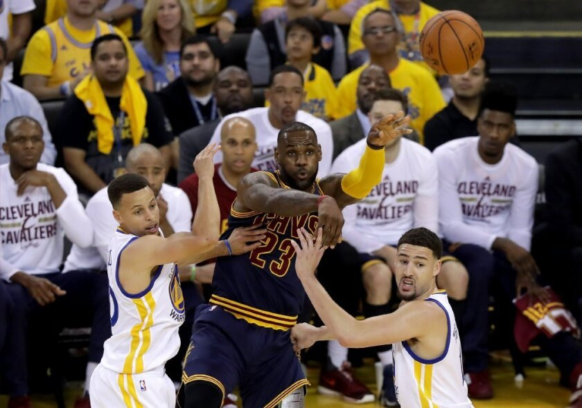 Warriors' 'Splash Brothers' not worried about Game 1 performance against Cavaliers