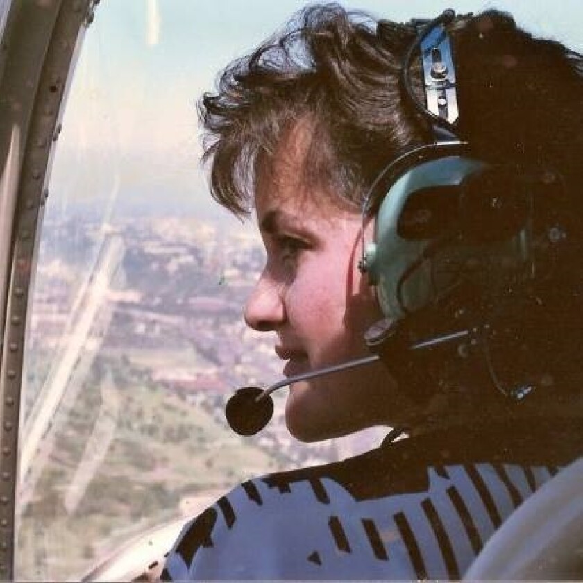 Monica Zech became a familiar voice to San Diego motorists when, in 1984, she started air traffic reports for the Automobile Club of Southern California that were broadcast on local TV and radio stations. She retired as El Cajon's public information officer on Tuesday and will make driver safety lectures her full-time priority.