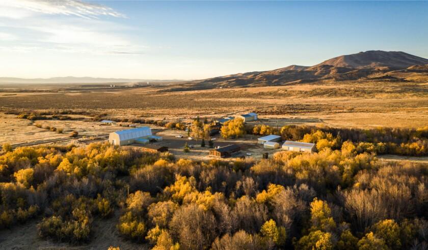 Bing Crosby's former Nevada ranch