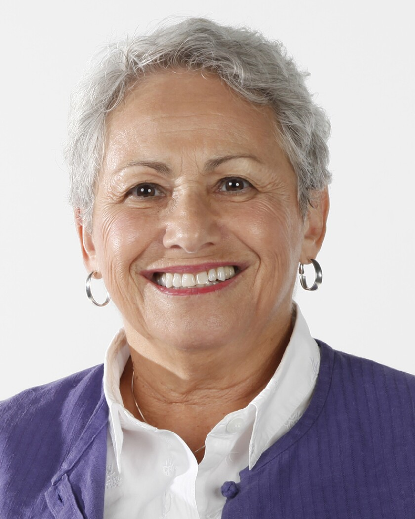 San Diego City Councilwoman Jennifer Campbell
