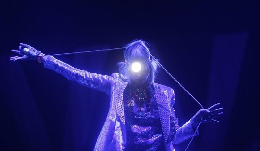 Don't miss Karen O and the Yeah Yeah Yeahs at the FYF Fest.