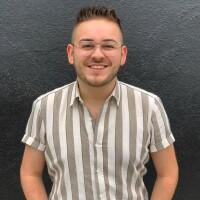 Summer 2020 reporting intern Tomás Mier