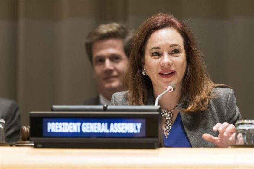 """Asamblea de la ONU celebra adopción de acuerdo """"histórico"""" sobre refugiados"""