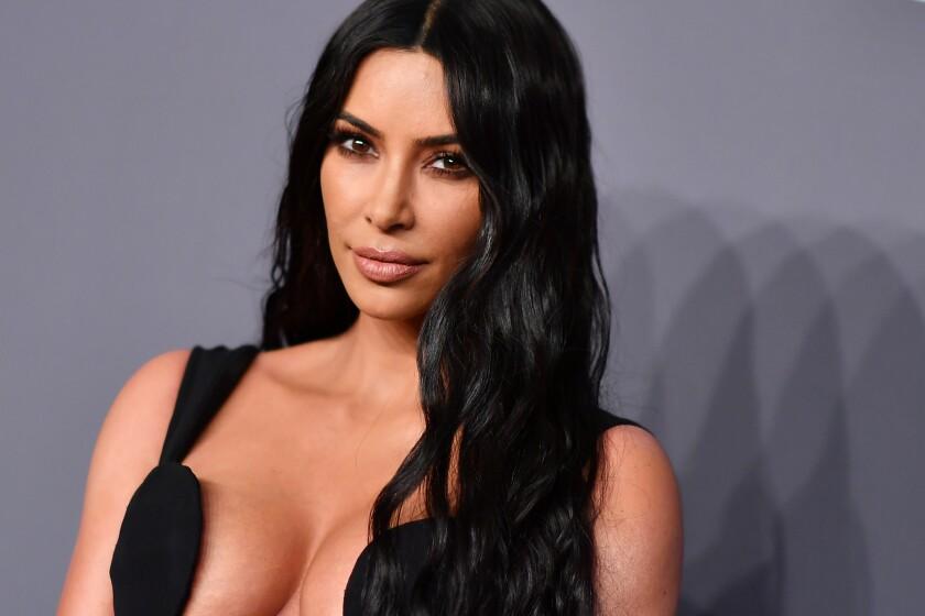 Kim Kardashian West in 2019.