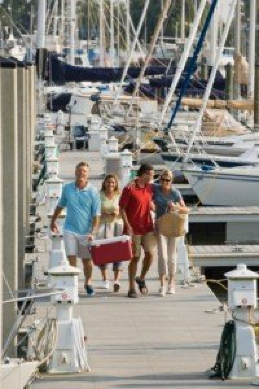Vacationing is just one way baby boomers will contribute to the U.S. economy. (Elderly Placement Agent in Del Mar)