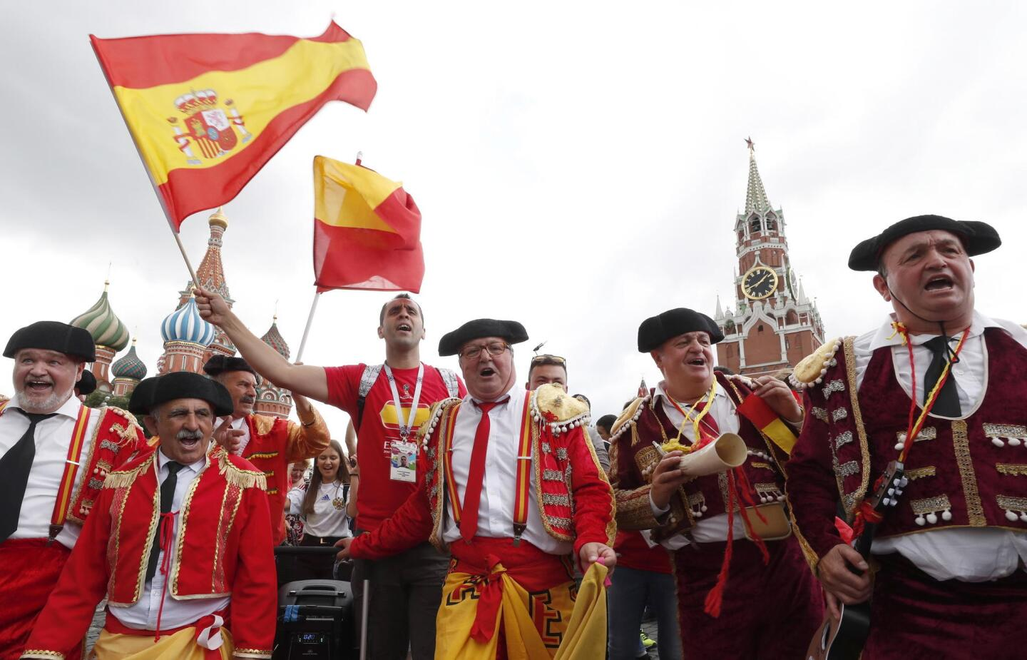 Moscow feature FIFA World Cup 2018