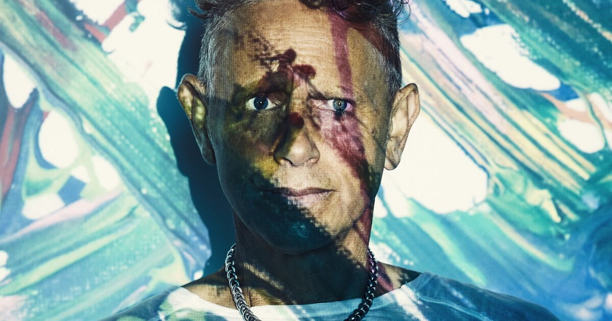 Depeche Mode's Martin Gore finds inspiration from monkeys - Los Angeles Times