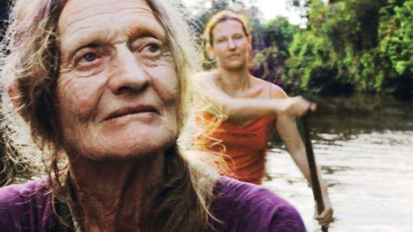 """Décadas después y embarazada, para hacer frente a esos fantasmas de la infancia y preguntárselo, la documentalista colombiana decidió hacer una película, """"Amazona""""."""