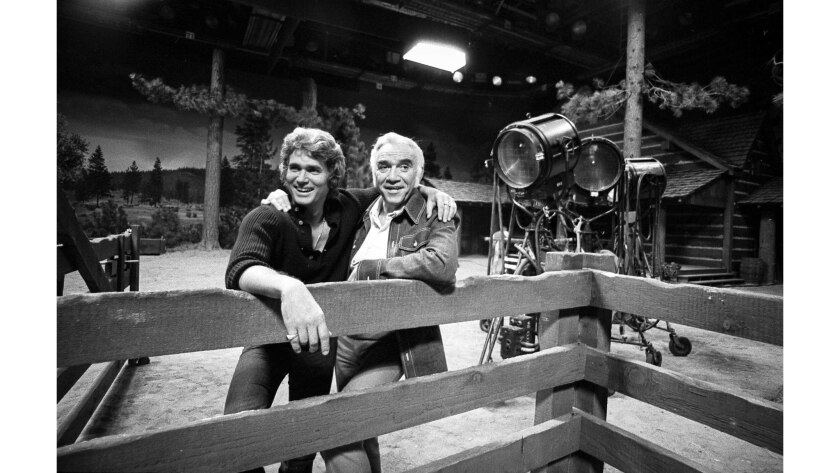 From the Archives: 'Bonanza' canceled