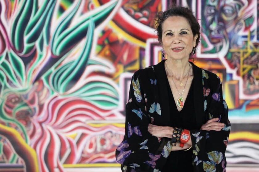 "Julia Alvarez, the author of ""Afterlife."""