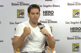 'The Green Inferno' is director Eli Roth's response to the social justice warriors