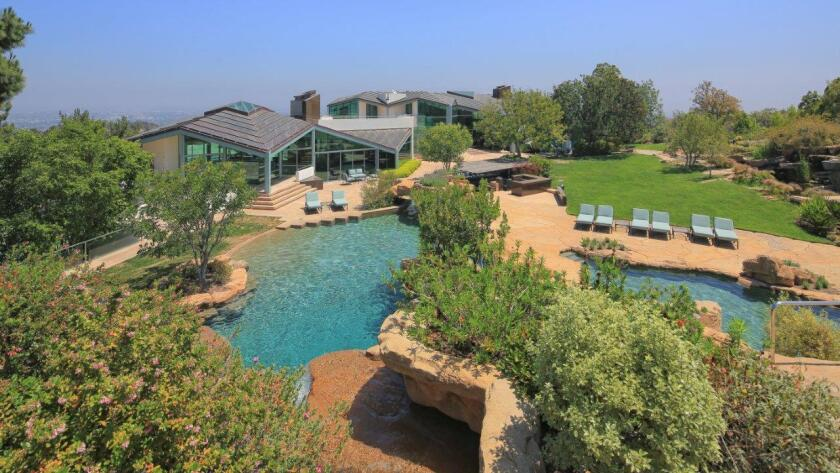 Tyler Perry's home in Mulholland Estates | Hot Property
