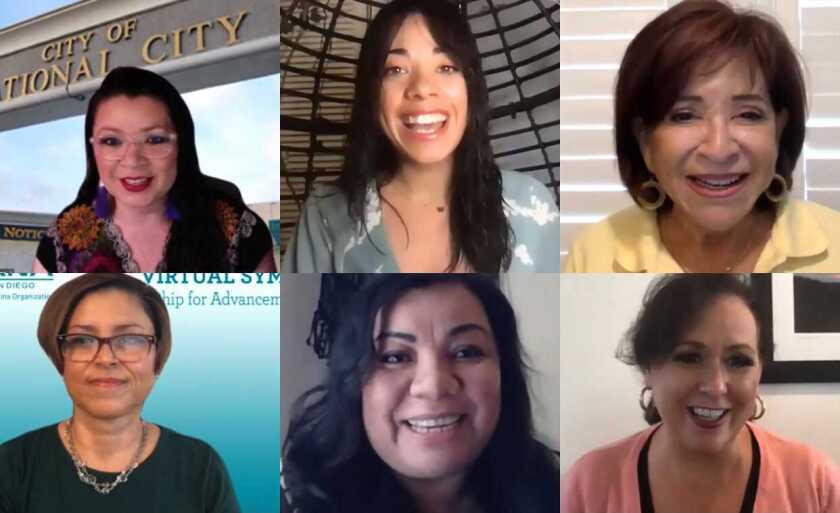 MANA de San Diego held its 2020 virtual San Diego Latina Success Symposium on Saturday, Oct. 17.