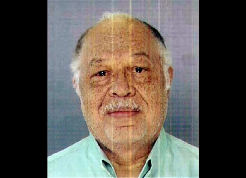 FILE - In this undated photo provided by the Philadelphia District Attorney's office, Dr. Kermit Gosnell is shown. Eight former employees of a run-down West Philadelphia abortion clinic now face prison time for the work they did for Gosnell. Three have pleaded guilty to third-degree murder. And Gos