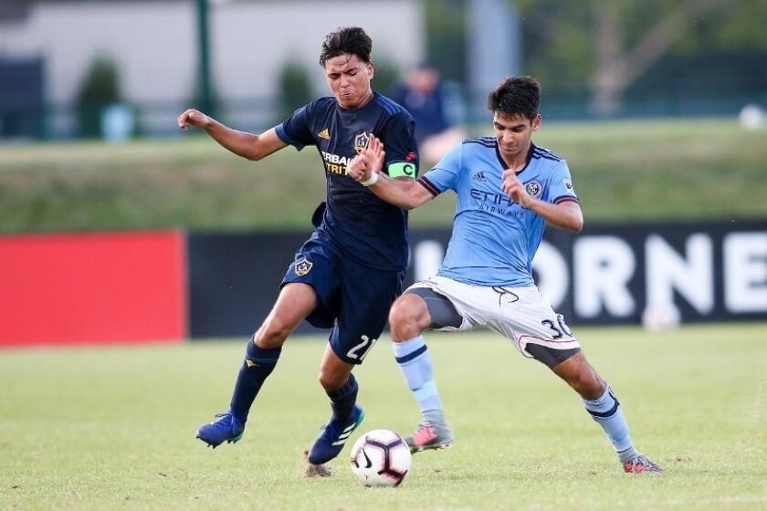 Exjugador mexicoamericano del Galaxy llega a la Bundesliga tras meteórico despunte