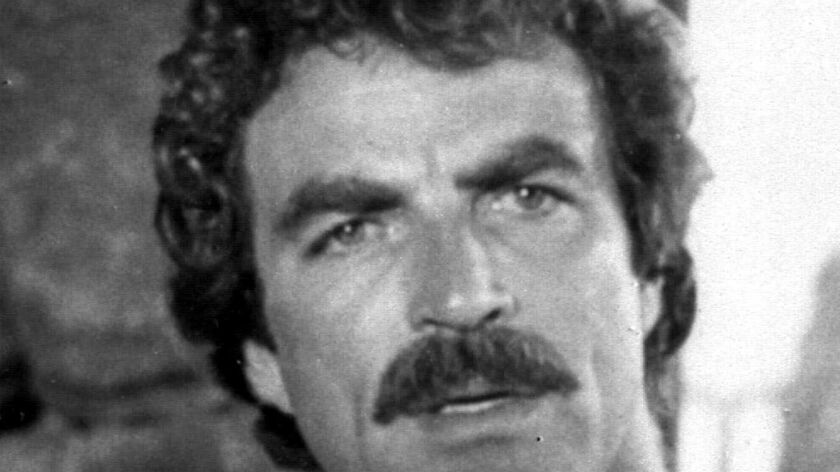 "Tom Selleck starred in ""Magnum, P.I."" from 1980-88."