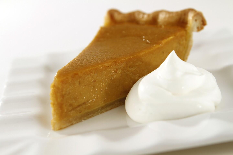 Here's a recipe for a classic pumpkin pie.