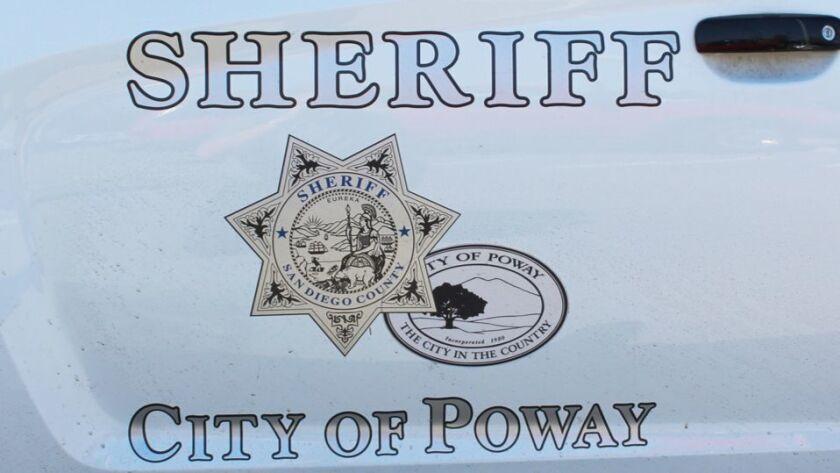 sheriff patrol door