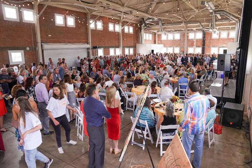 The 16th Annual Harvest for Hope fundraiser, benefiting the Emilio Nares Foundation, will be held at the BRICK venue at Liberty Station on Sunday.