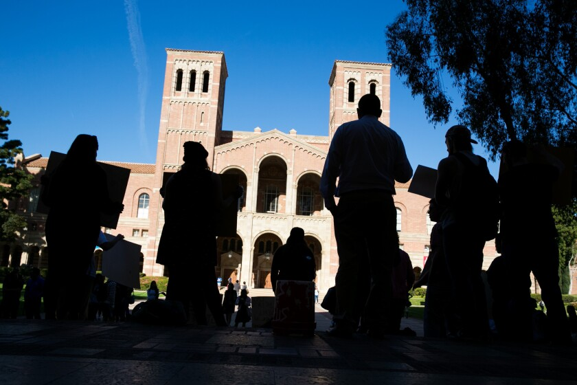 UCLA and the rest of the University of California system will have expanded vaccination requirements in 2017.
