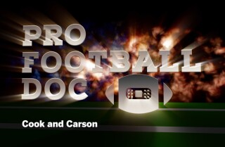 Pro Football Doc: Cook and Carson